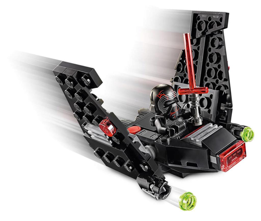 LEGO Star Wars - 75264 - Kylo Ren's Shuttle Microfighter 75264_18