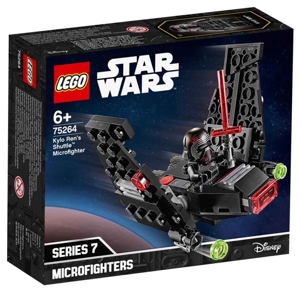 LEGO Star Wars - 75264 - Kylo Ren's Shuttle Microfighter 75264_19