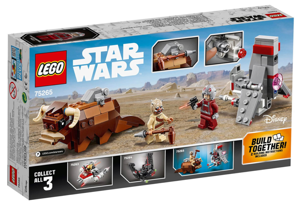 LEGO Star Wars - 75265 - T-16 Skyhopper vs Bantha  75265_11