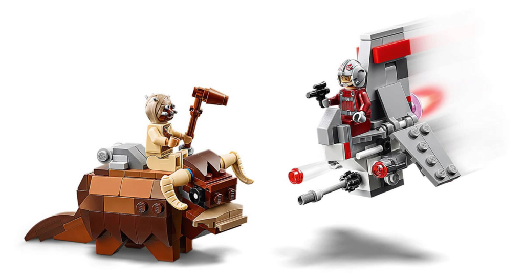 LEGO Star Wars - 75265 - T-16 Skyhopper vs Bantha  75265_12