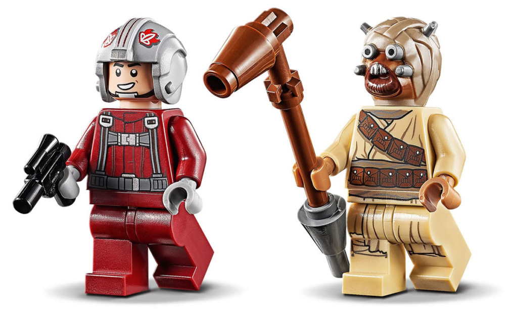 LEGO Star Wars - 75265 - T-16 Skyhopper vs Bantha  75265_13