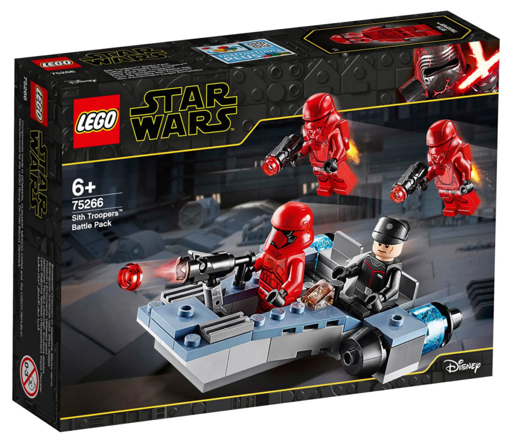 LEGO Star Wars - 75266 - Sith Troopers Battle Pack 75266_10