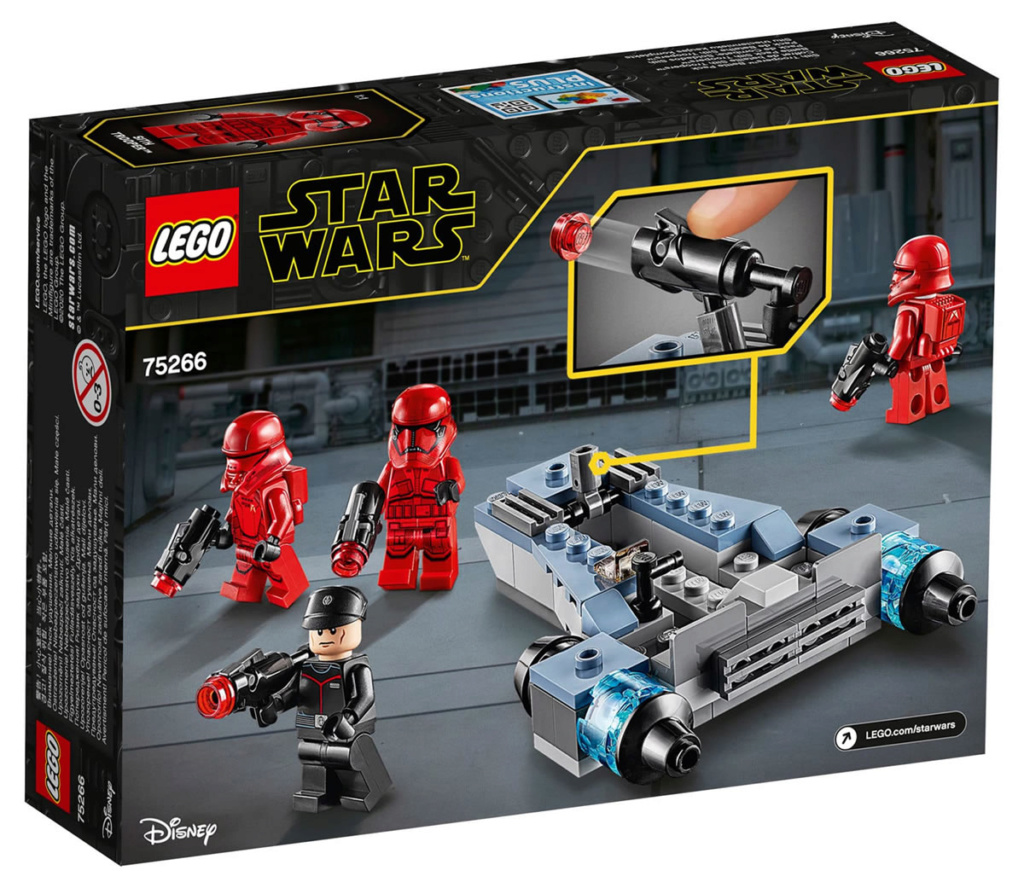 LEGO Star Wars - 75266 - Sith Troopers Battle Pack 75266_11