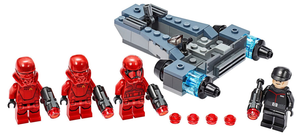 LEGO Star Wars - 75266 - Sith Troopers Battle Pack 75266_12