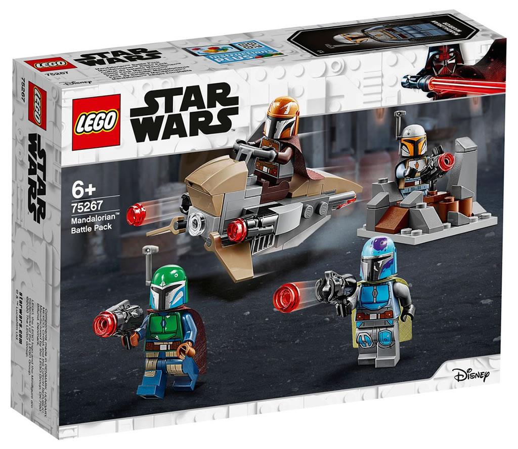 LEGO Star Wars - 75267 - Mandalorian Battle Pack 75267_10