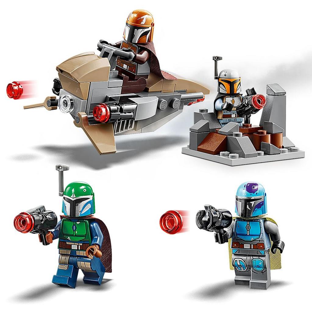 LEGO Star Wars - 75267 - Mandalorian Battle Pack 75267_11