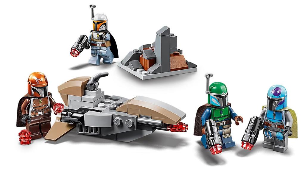 LEGO Star Wars - 75267 - Mandalorian Battle Pack 75267_12