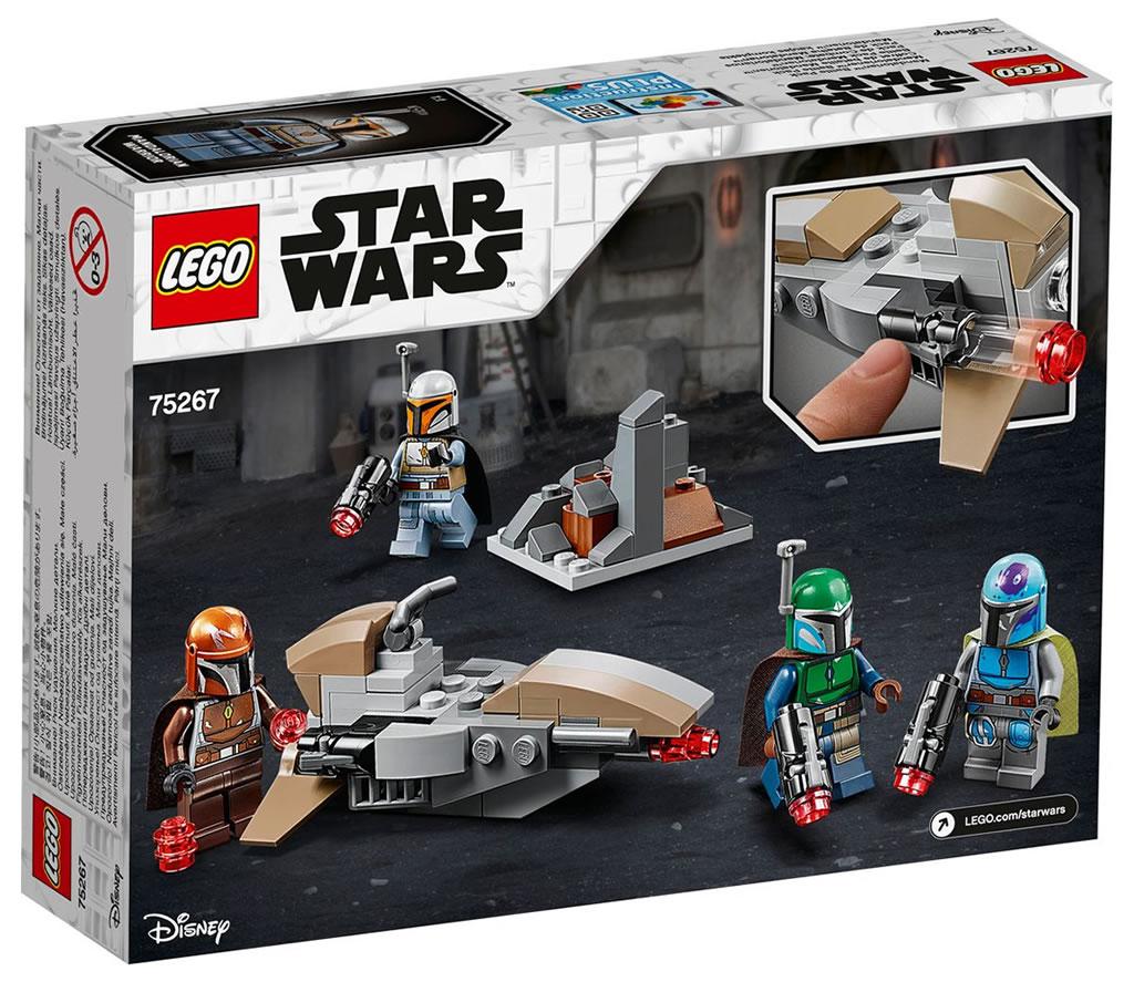 LEGO Star Wars - 75267 - Mandalorian Battle Pack 75267_13