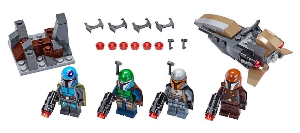LEGO Star Wars - 75267 - Mandalorian Battle Pack 75267_14