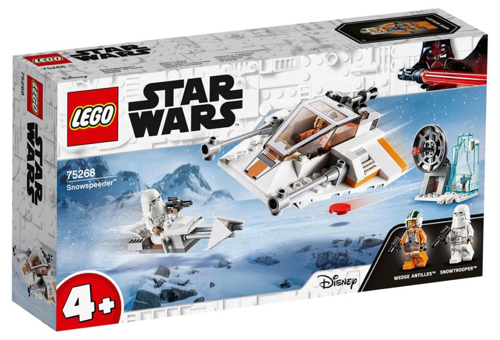 LEGO Star Wars - 75268 - Snowspeeder 75268_10