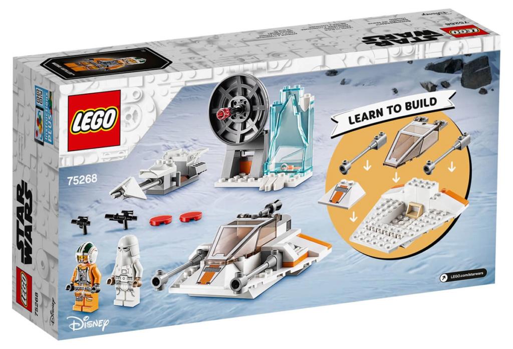 LEGO Star Wars - 75268 - Snowspeeder 75268_11
