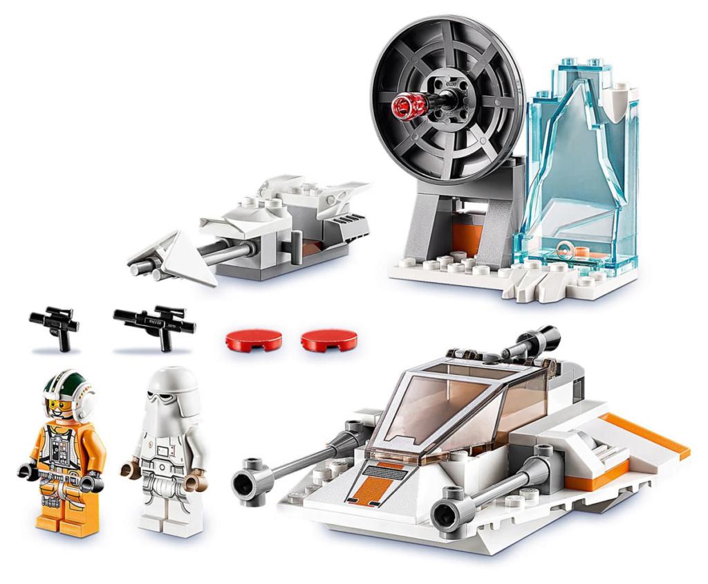 LEGO Star Wars - 75268 - Snowspeeder 75268_12