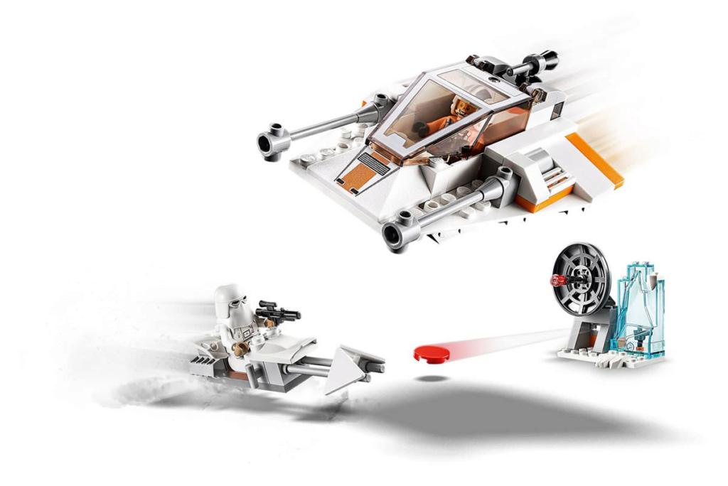 LEGO Star Wars - 75268 - Snowspeeder 75268_13