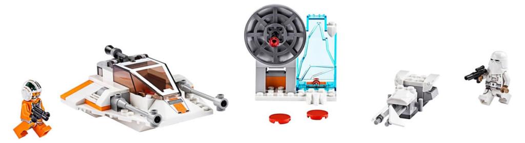 LEGO Star Wars - 75268 - Snowspeeder 75268_14