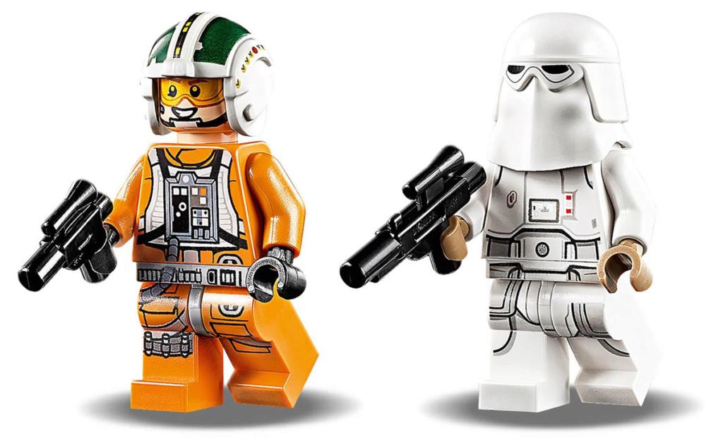 LEGO Star Wars - 75268 - Snowspeeder 75268_16