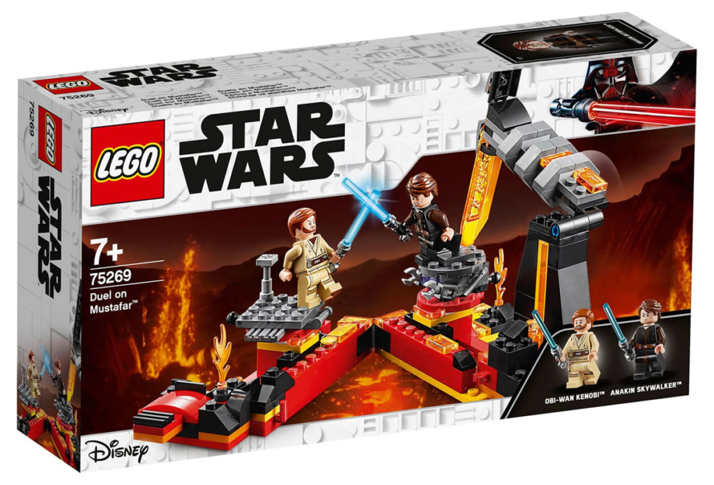 LEGO Star Wars - 75269 - Duel on Mustafar 75269_10