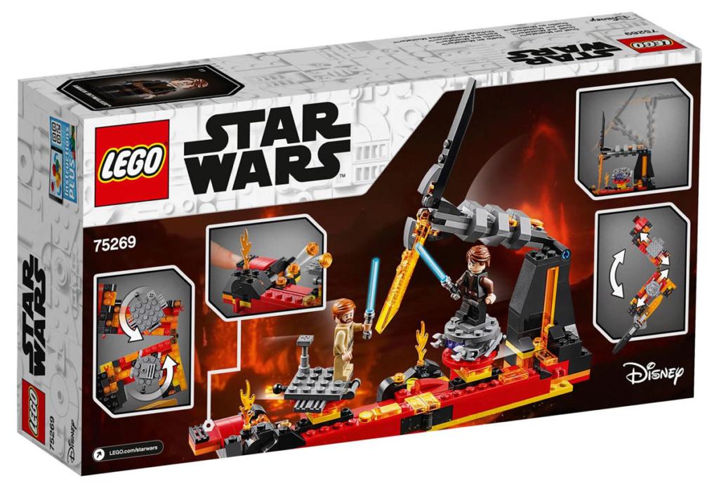 LEGO Star Wars - 75269 - Duel on Mustafar 75269_11