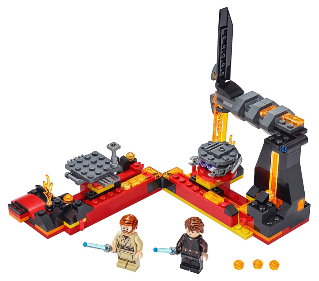 LEGO Star Wars - 75269 - Duel on Mustafar 75269_12
