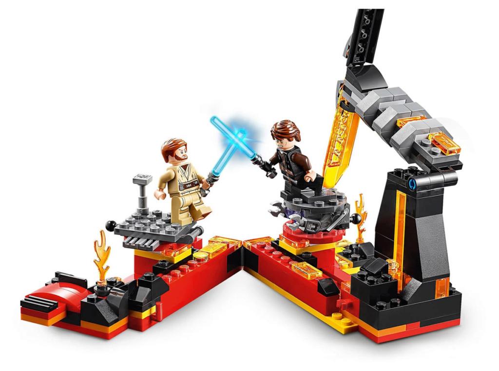 LEGO Star Wars - 75269 - Duel on Mustafar 75269_13