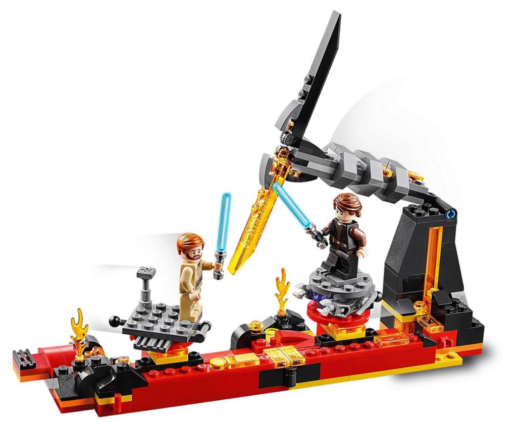 LEGO Star Wars - 75269 - Duel on Mustafar 75269_14