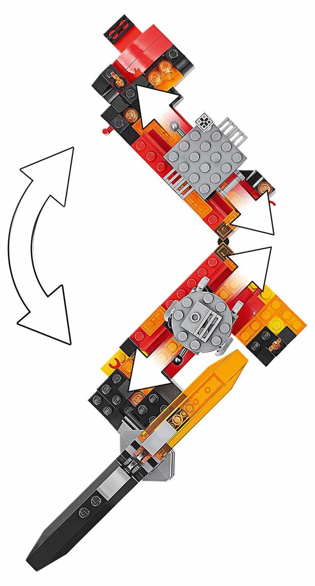LEGO Star Wars - 75269 - Duel on Mustafar 75269_15