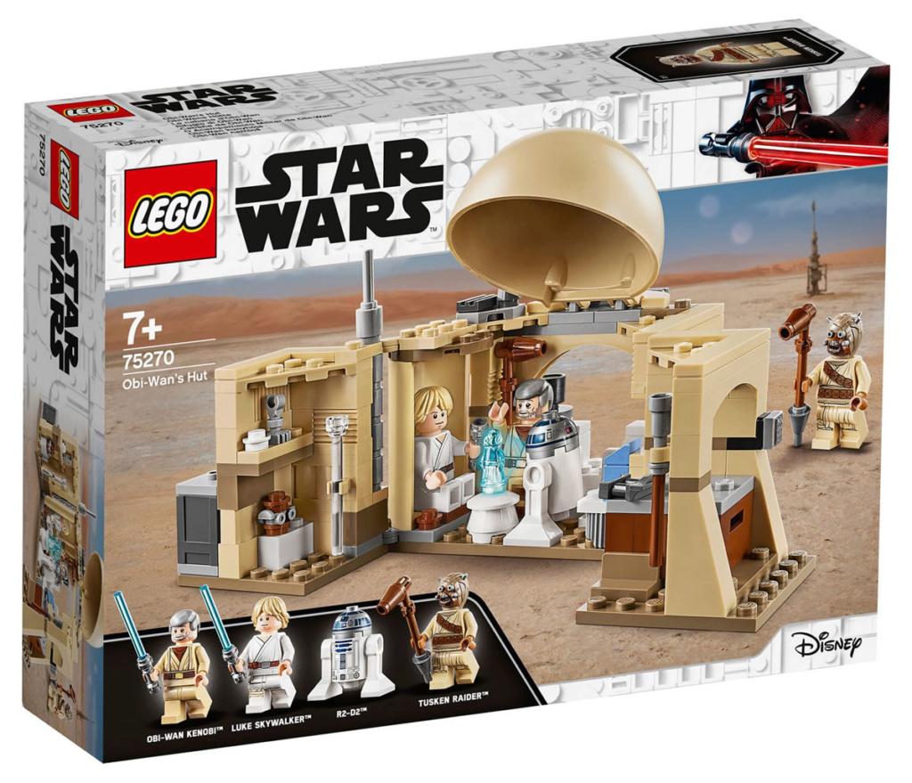 LEGO Star Wars - 75270 - Obi-Wan's Hut 75270_12