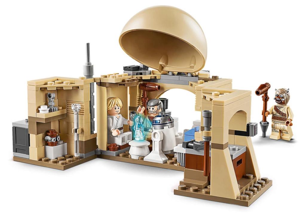LEGO Star Wars - 75270 - Obi-Wan's Hut 75270_13