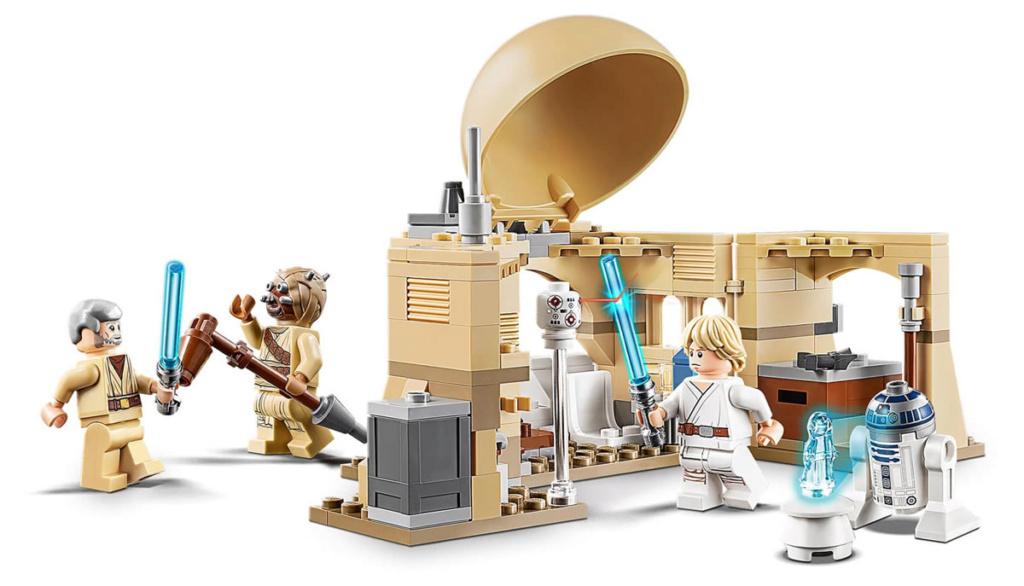 LEGO Star Wars - 75270 - Obi-Wan's Hut 75270_14
