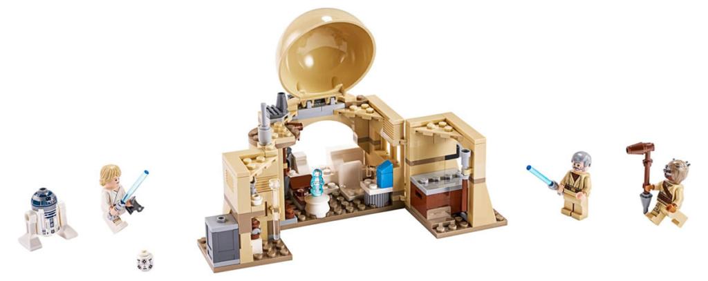 LEGO Star Wars - 75270 - Obi-Wan's Hut 75270_15