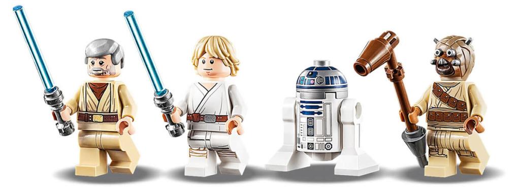 LEGO Star Wars - 75270 - Obi-Wan's Hut 75270_17