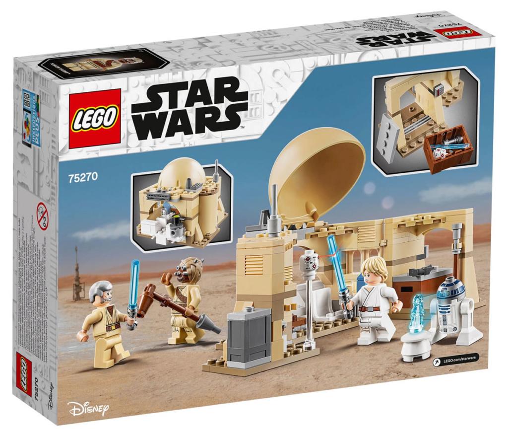 LEGO Star Wars - 75270 - Obi-Wan's Hut 75270_18