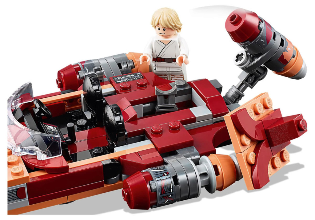 LEGO Star Wars - 75271 - Luke Skywalker's Landspeeder 75271_16
