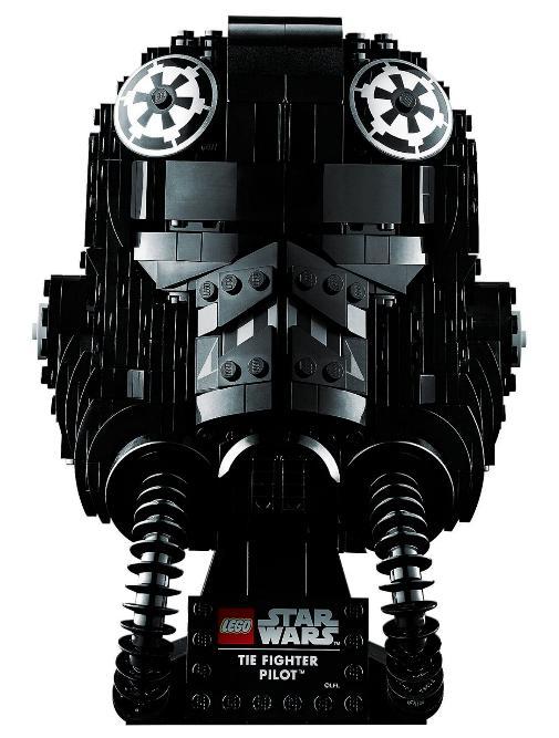 LEGO Star Wars - 75274 - TIE Fighter Pilot (Helmet) 75274_13