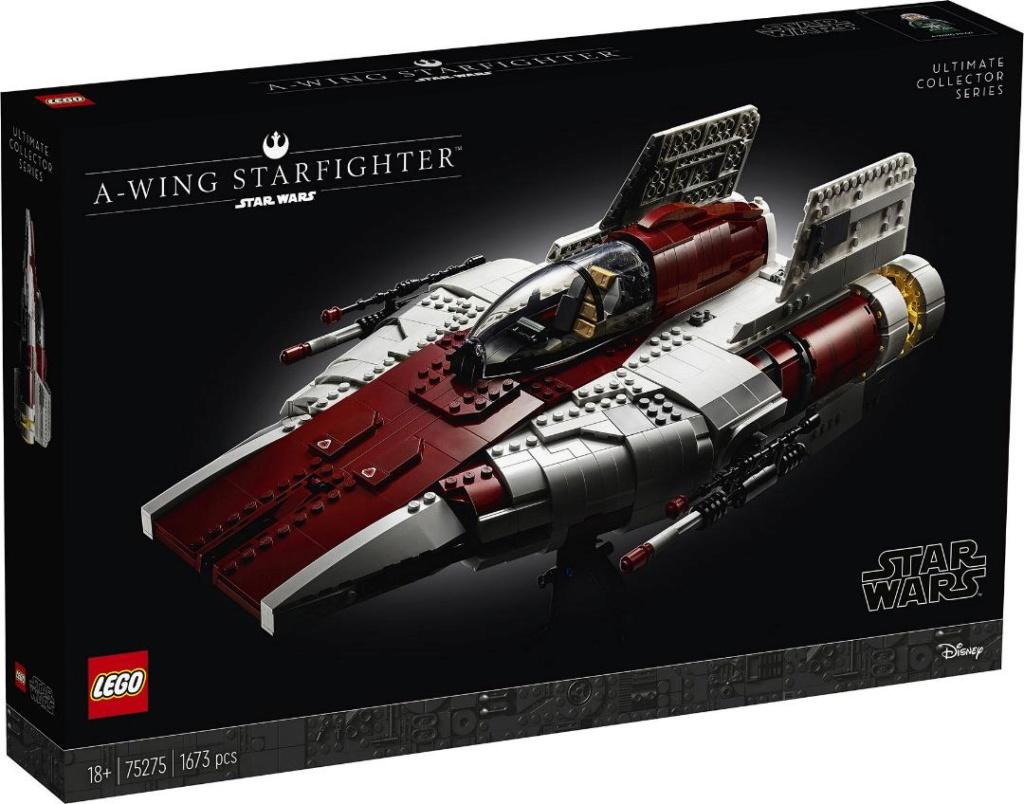 LEGO Star Wars - 75275 - A-Wing Starfighter - UCS 75275_11