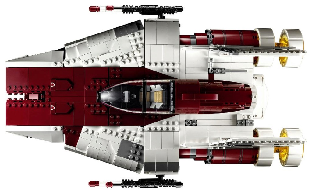LEGO Star Wars - 75275 - A-Wing Starfighter - UCS 75275_19
