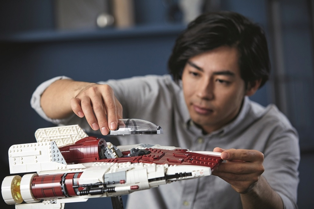 LEGO Star Wars - 75275 - A-Wing Starfighter - UCS 75275_23