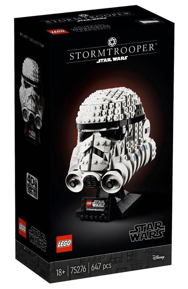 LEGO Star Wars - 75276 - Stormtrooper Bust (Helmet) 7527610