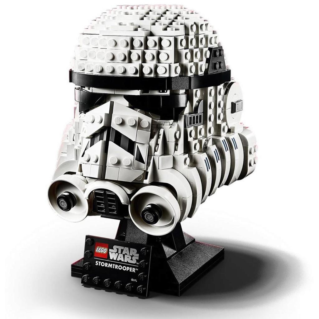LEGO Star Wars - 75276 - Stormtrooper Bust (Helmet) 75276_11