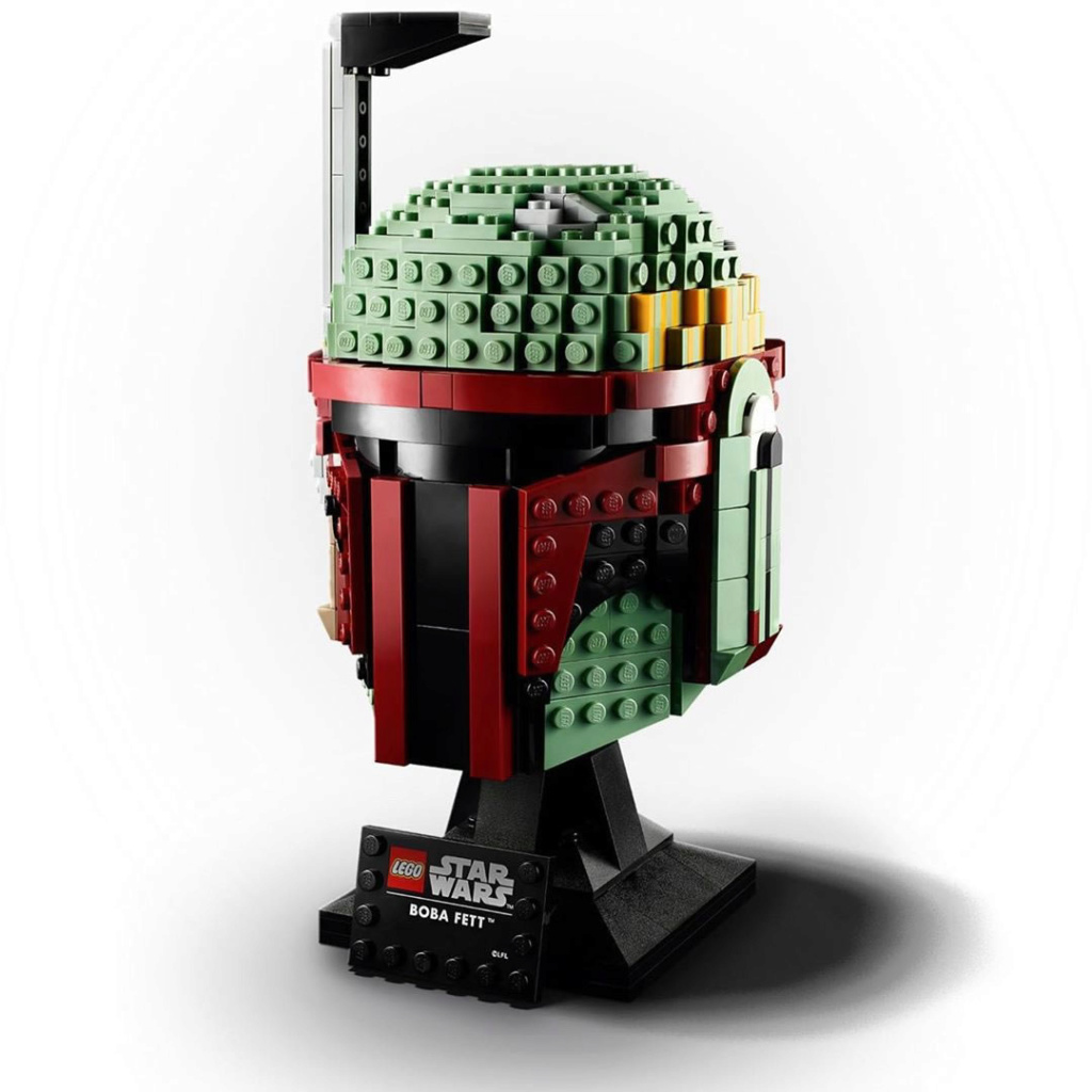LEGO Star Wars - 75277 - Boba Fett Bust (Helmet) 75277_11