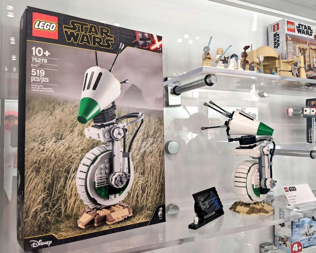 LEGO Star Wars - 75278 - D-O 75278_10