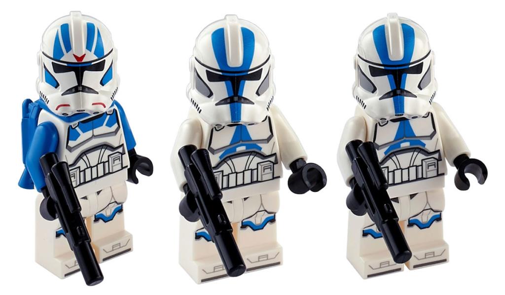 LEGO Star Wars - 75280 - 501st Legion Clone Troopers 75280_12