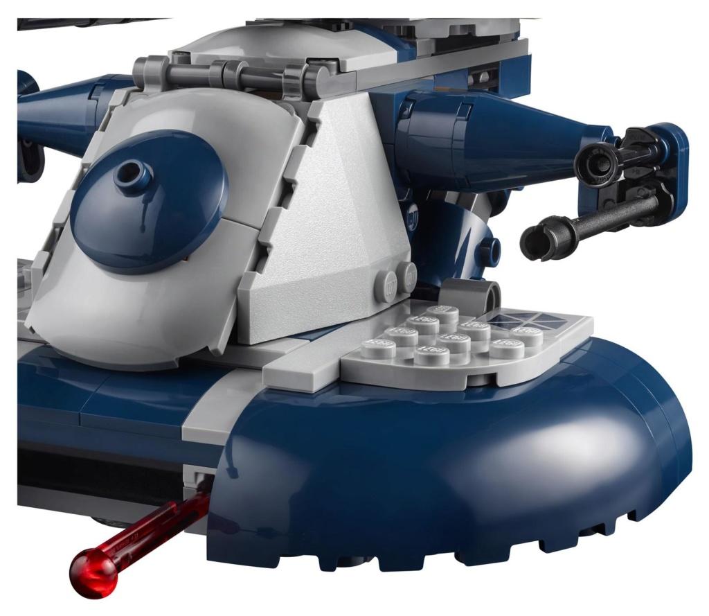 LEGO Star Wars - 75283 - Armored Assault Tank (AAT) 75283_15