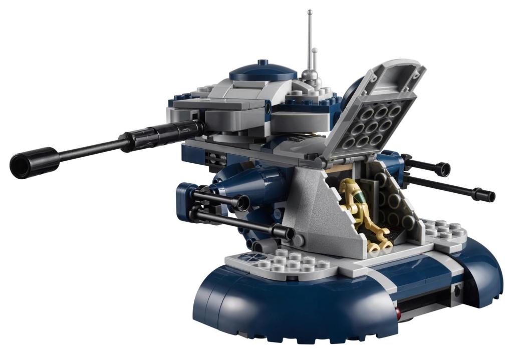 LEGO Star Wars - 75283 - Armored Assault Tank (AAT) 75283_16