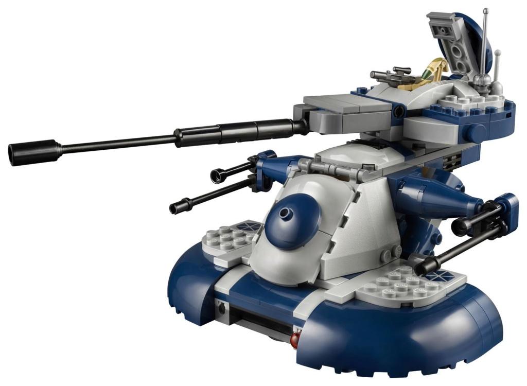 LEGO Star Wars - 75283 - Armored Assault Tank (AAT) 75283_17