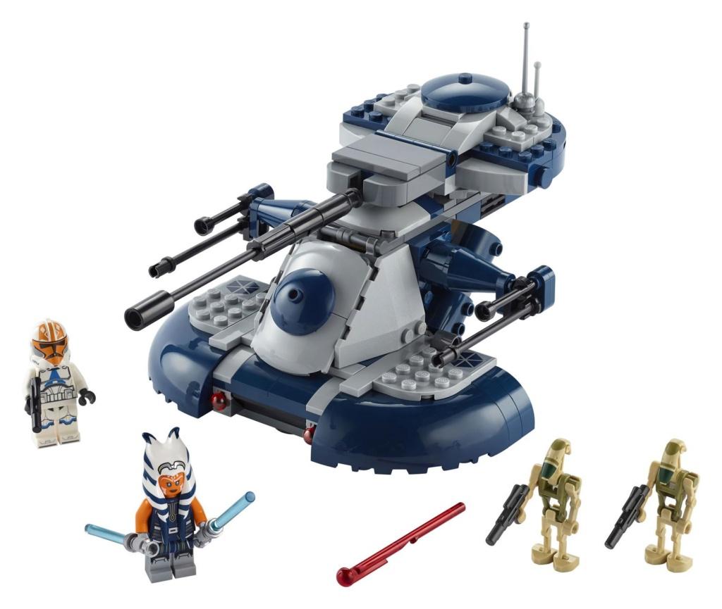 LEGO Star Wars - 75283 - Armored Assault Tank (AAT) 75283_19