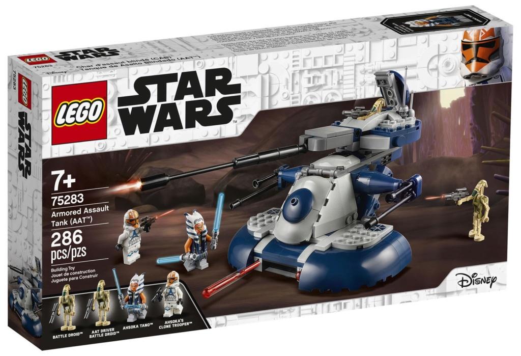 LEGO Star Wars - 75283 - Armored Assault Tank (AAT) 75283_20
