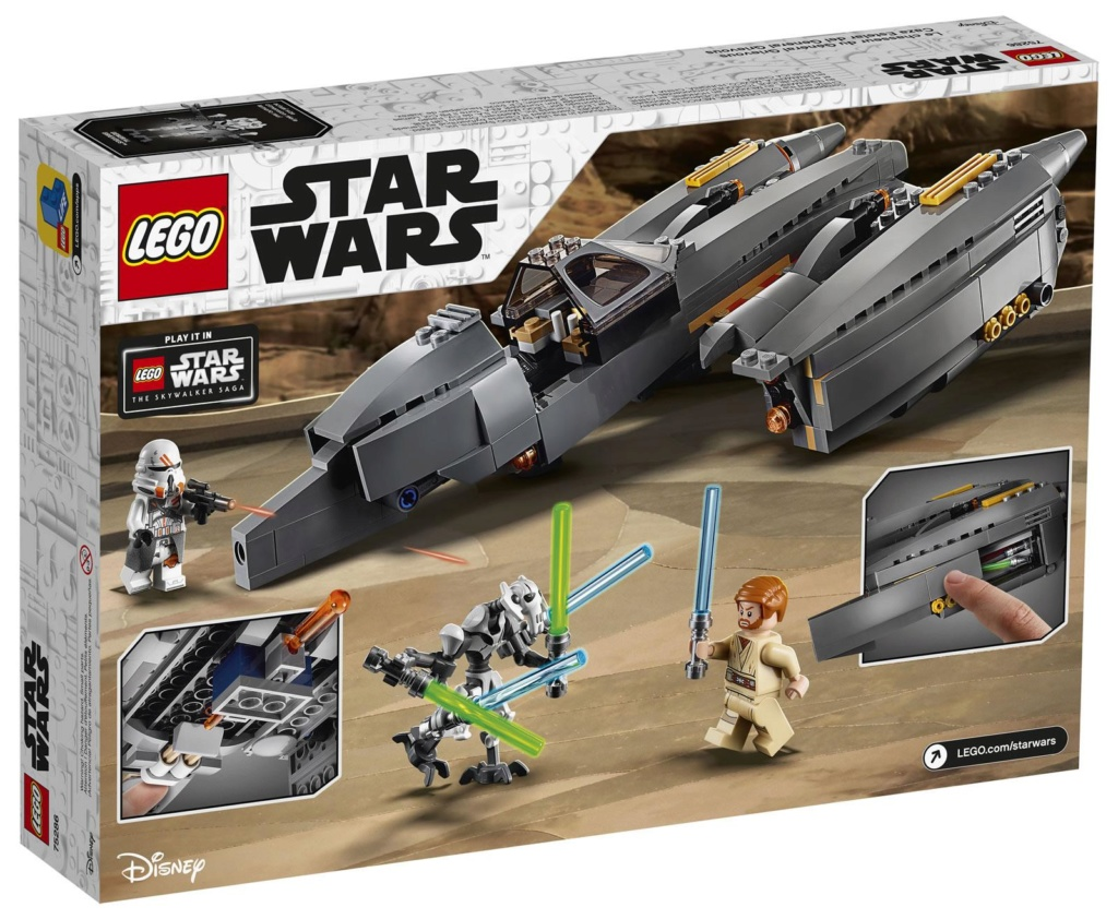 LEGO Star Wars - 75286 - General Grievous's Starfighter 75286_11