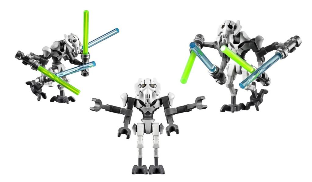 LEGO Star Wars - 75286 - General Grievous's Starfighter 75286_14