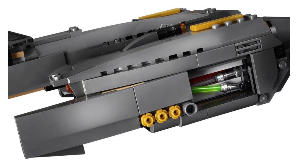 LEGO Star Wars - 75286 - General Grievous's Starfighter 75286_17