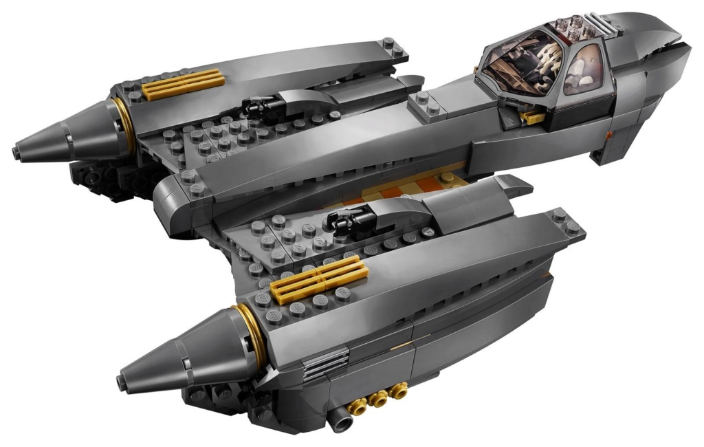 LEGO Star Wars - 75286 - General Grievous's Starfighter 75286_18